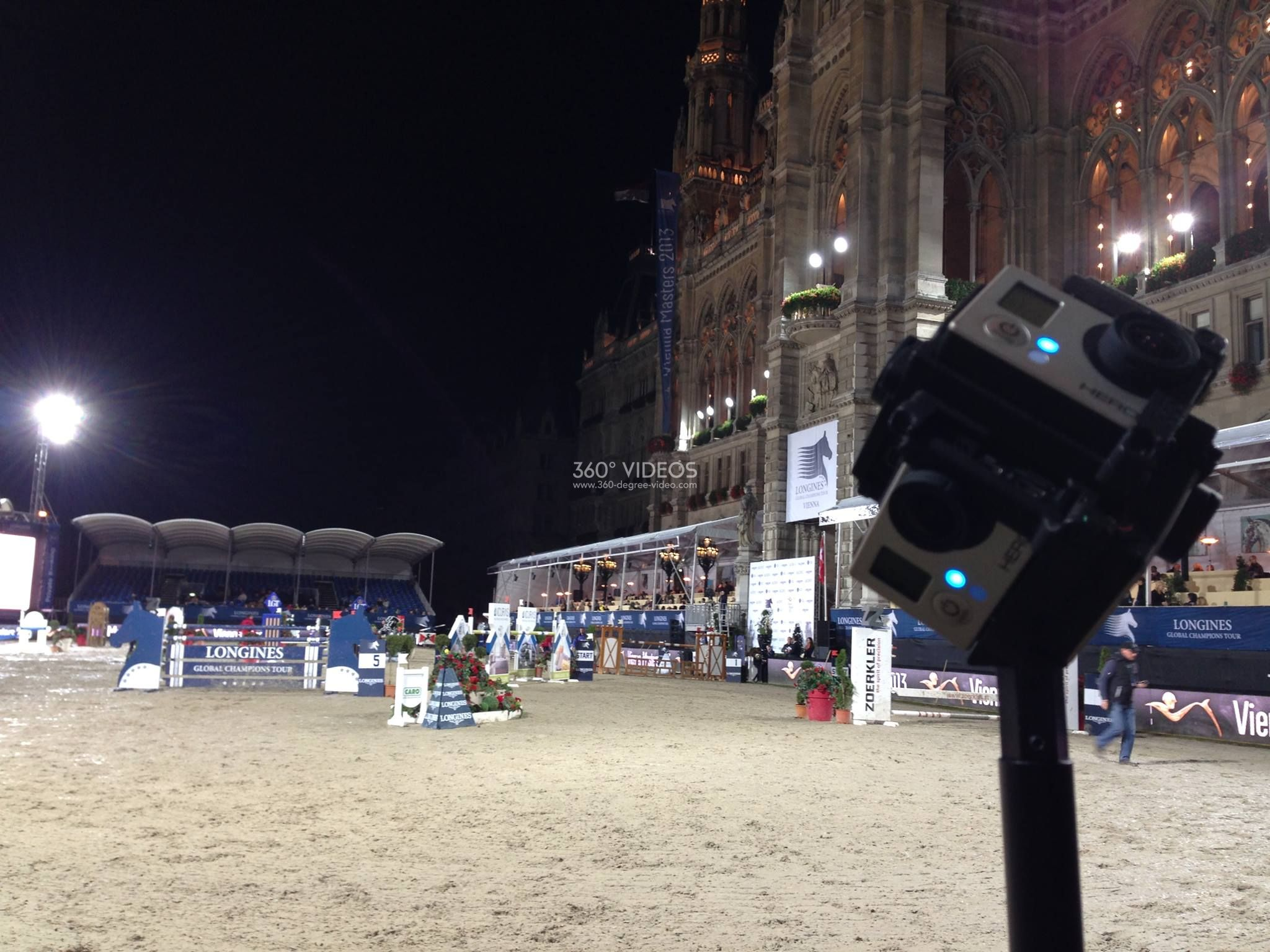 360 degree video camera