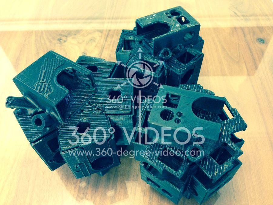 360 gopro mount rig