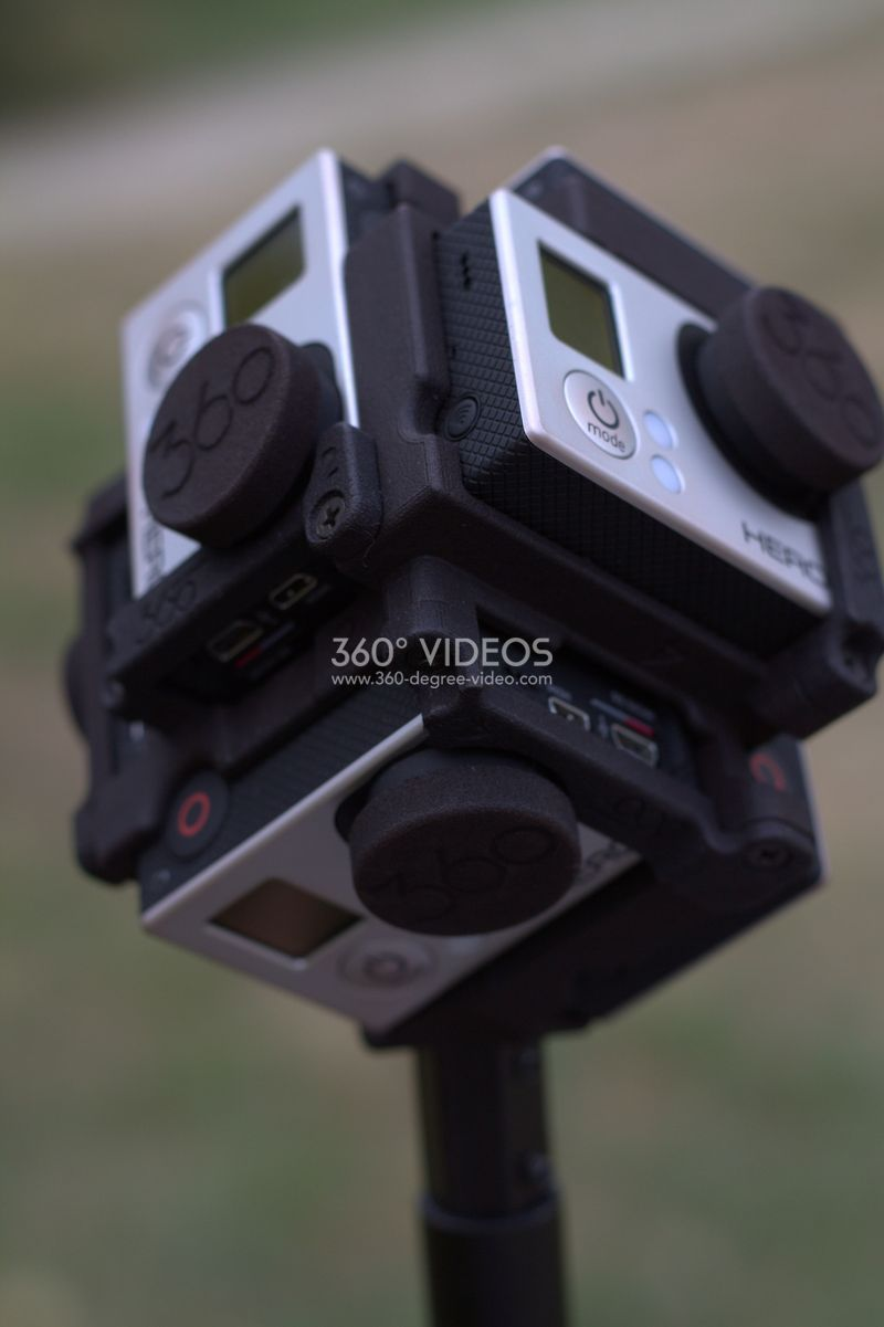 360 video rig