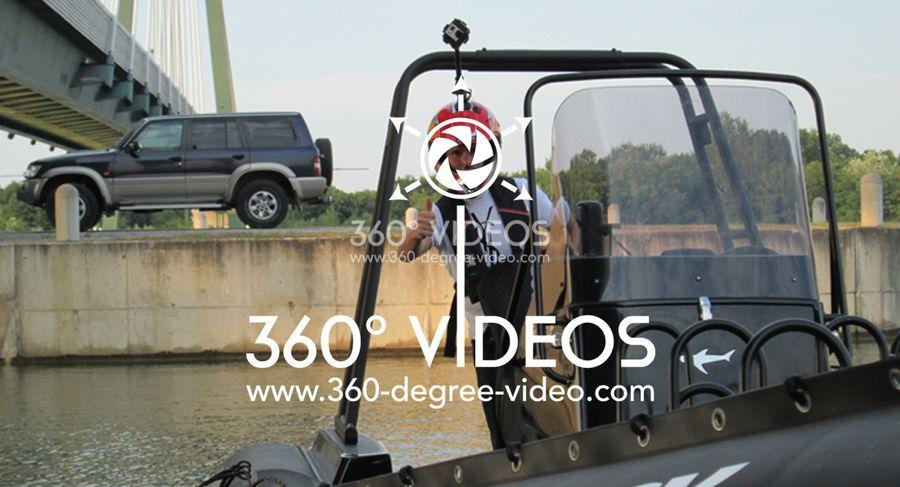 360 camera video