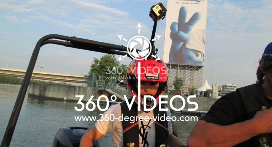 360 degree video, Alessandro Dimas