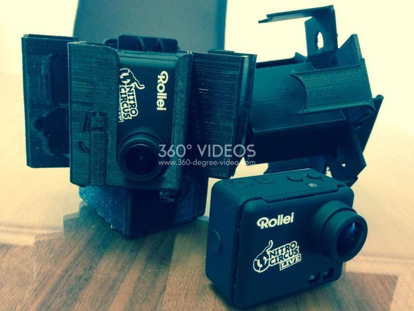 rollei video mount