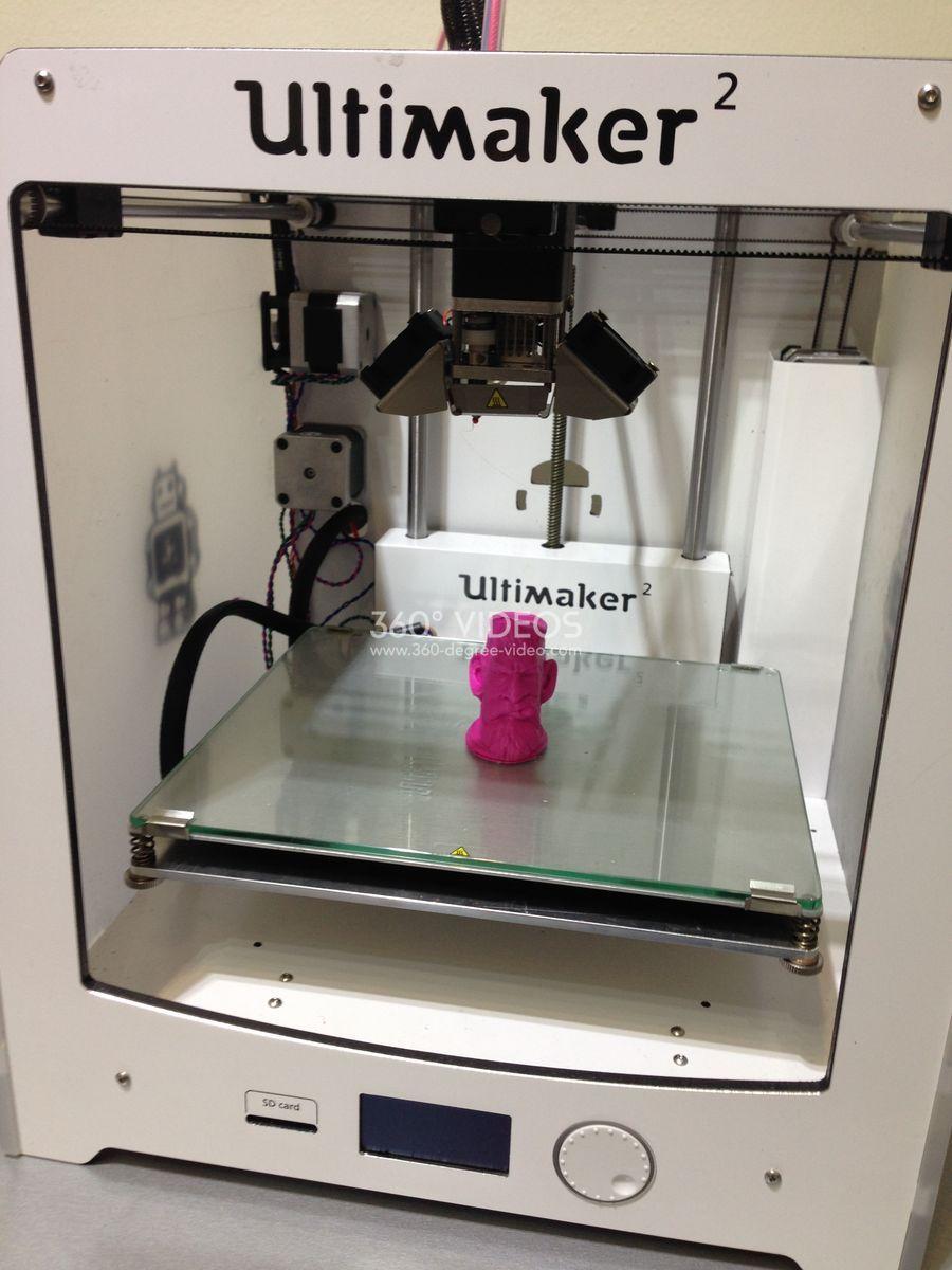 ultimaker 2 - 3d printer