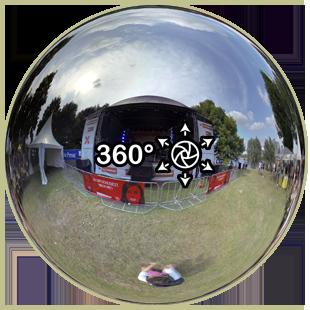 Konzert 360° Video