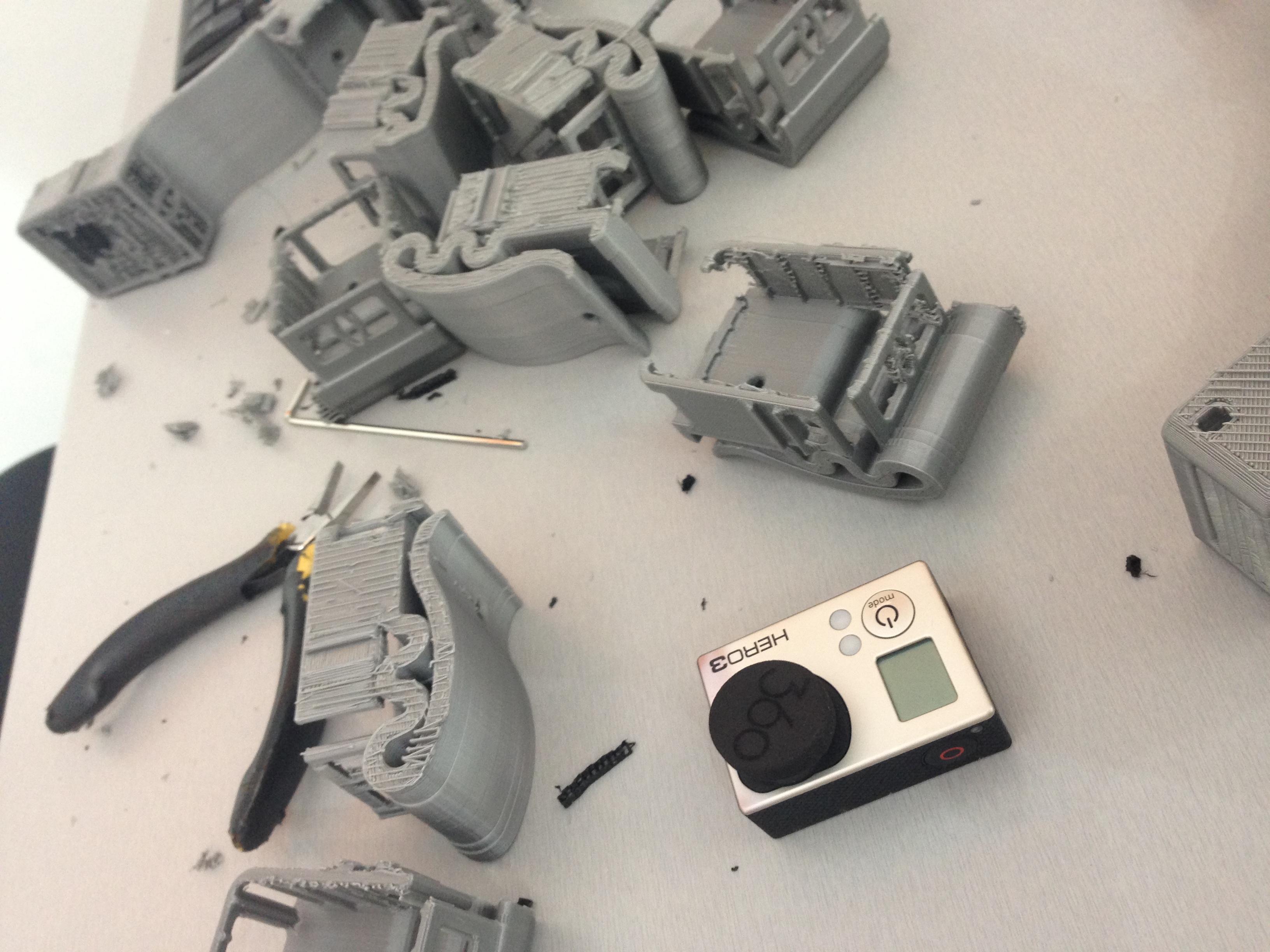 3D printer |360 video