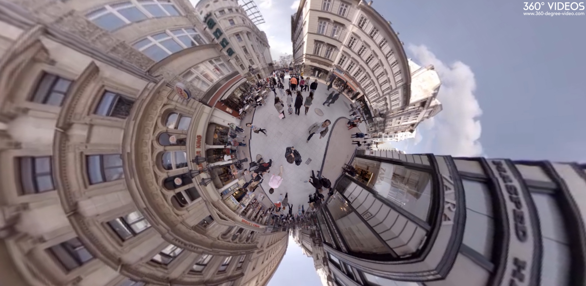 budapest 360 video