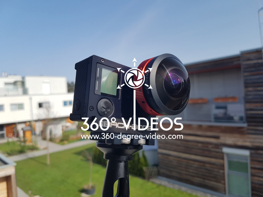Entapano 360 video