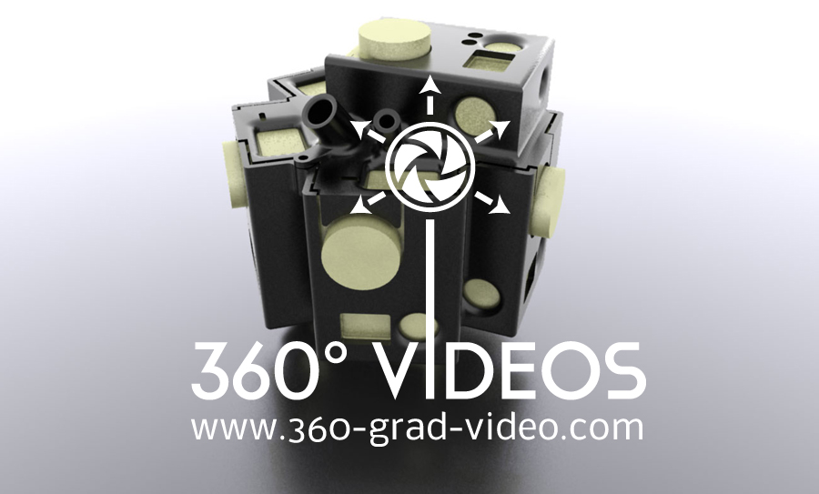 360 Degree Video rig